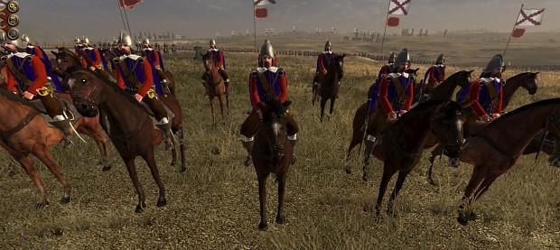 Spanish Dragoons (mid century)