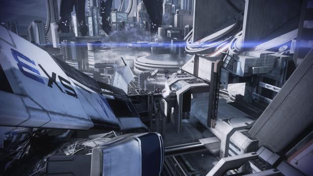 Mass Effect 3 Cinema Mod Examples