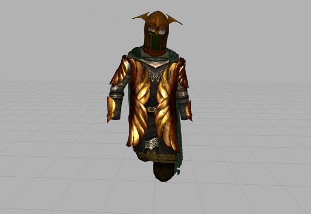 Elvenking's Guard (WIP)