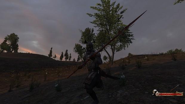 Variag warrior