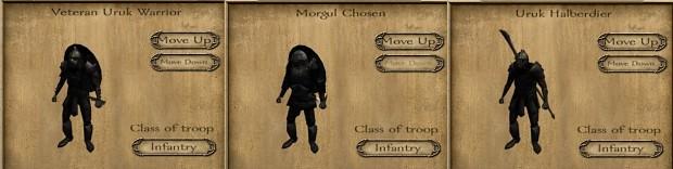 Mordor uruk heavy infantry