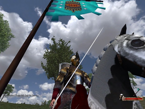 Mount and blade warband how to become a king