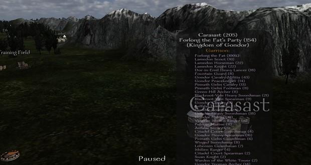 Lossarnach (world map sneak peak)