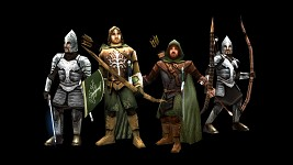 HD ROTWK - Gondor Warriors