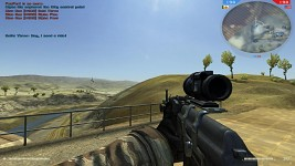 AK 101 Aimpoint