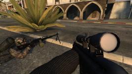 PKP v3 and Hk G3 Sniper