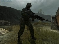 Spetsnaz new skin