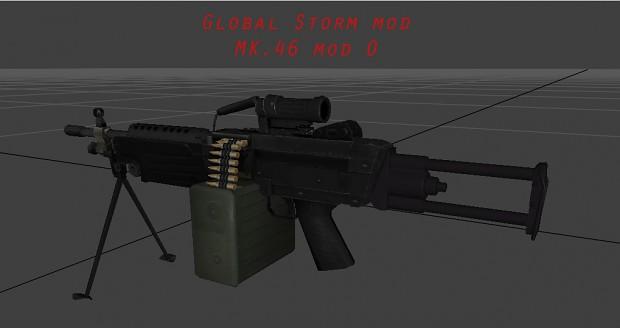 MK46 mod 0