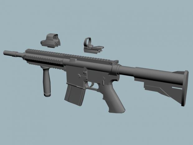 WiP HK417
