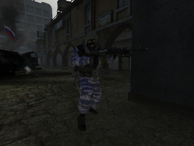 Global Storm Special Forces v0.2