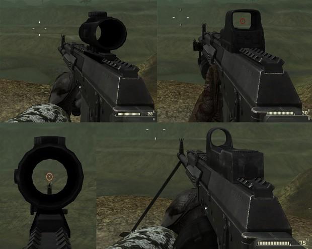 GS: Special Forces AK-12