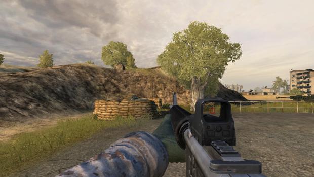 M16a4 Eotech