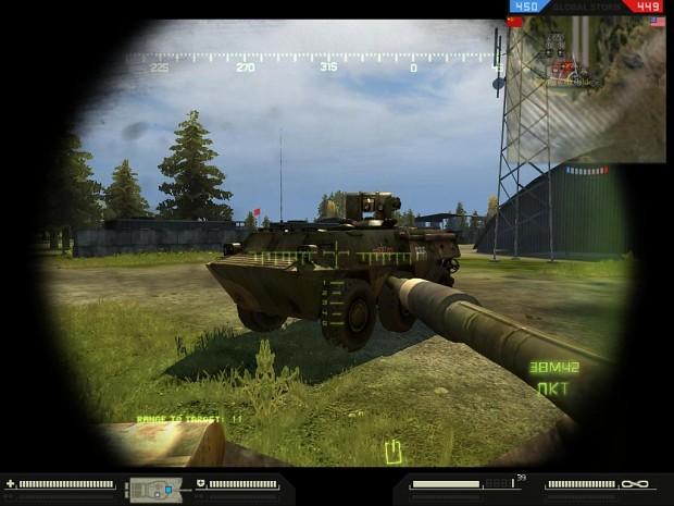 New Type95 HUD