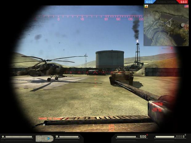 New BTR-90 HUD