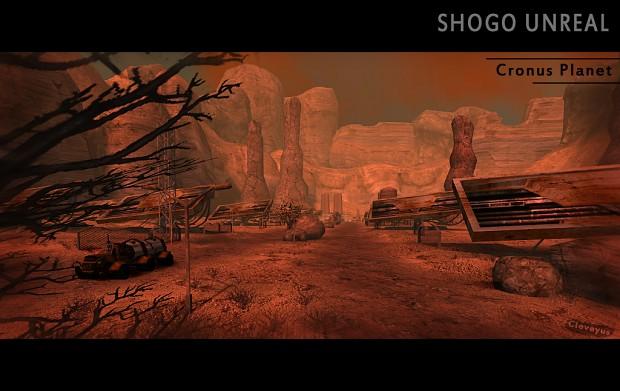 Planet Cronus - Shogo Unreal Mod