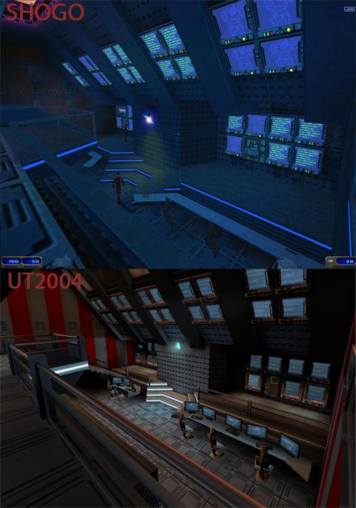 SHOGO UNREAL MOD for UT2004