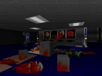 Hangar Control Room