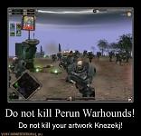 Bring back Perun Warhounds!