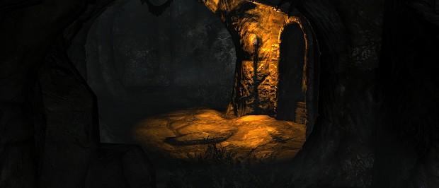 The Maze Project first screenshots