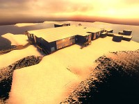 Antartica Research Station