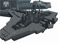 Atlantis Renders