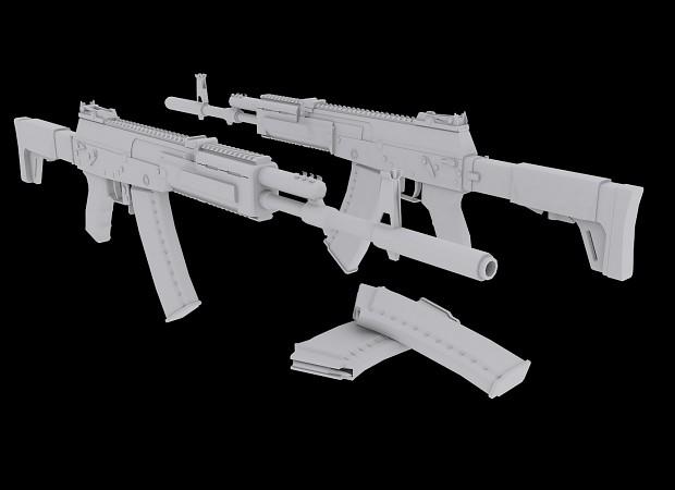 AK-12 Final WIP