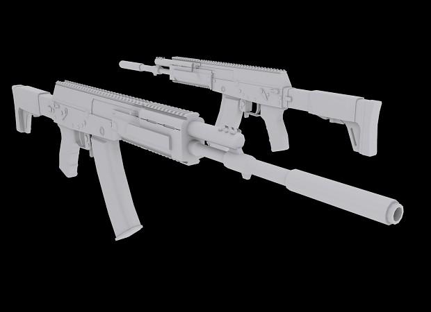 AK-12 WIP