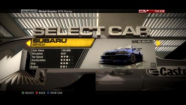 Subaru Impreza Drift image - [MTM] Miczelovs Touge Mod for