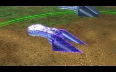 Romulan Dragonwraith Class Cloaking Tank