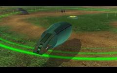 Romulan Bloodwolf Class Armored Carrier
