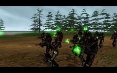 Klingon Female soldiers
