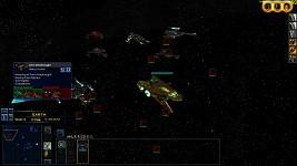 Capturing enemy starships