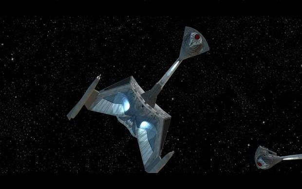 More new Romulan starships
