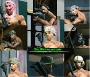 Promo Retaliation caps