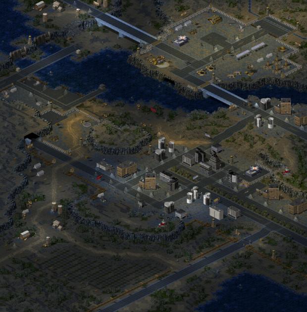 Campaign 8 - A Bridge Too Far