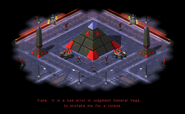 Kane and the Genesis Pyramid