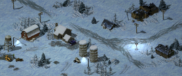 Improved Snow Rural structures