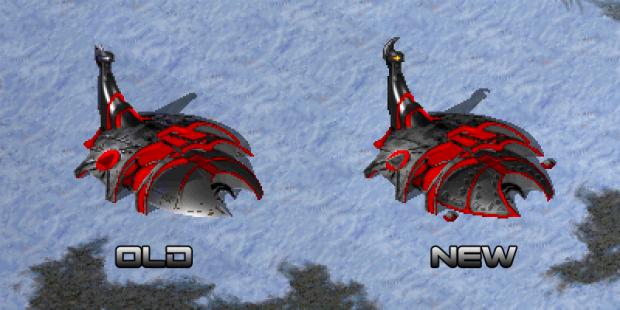 Temple of Nod Graphics Fix