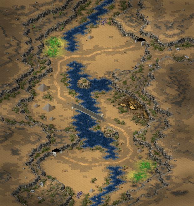 Arid Chasm (Updated)