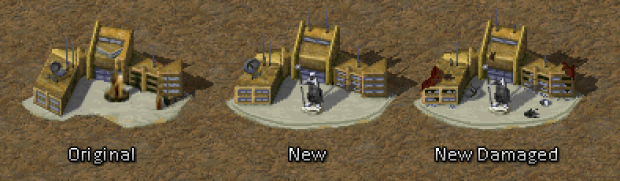 Restored Command Center