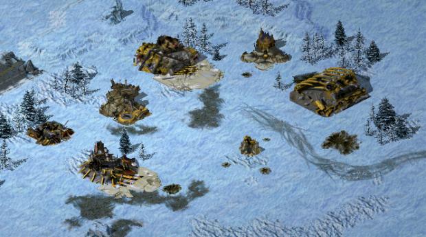 GDI Base Ruins