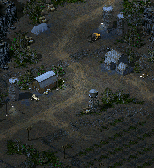 Improved Rural Scene