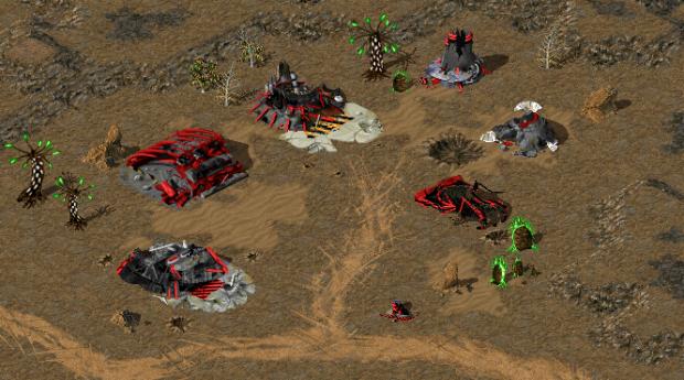 Nod Base Ruins