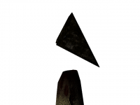 Pyramid Head Progress