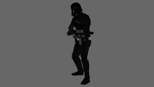 Death Trooper(wait I'm Not A Zombie!) Image