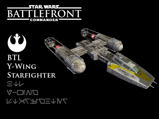 Rebel Starfighters- Part I