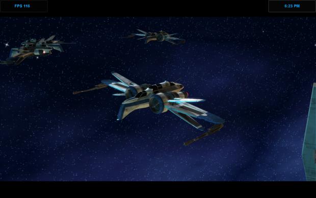 ARC170 & Republic Starbase