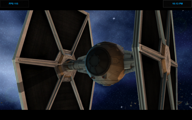 New TIE Fighter Model [EAW2 1.16.2013]