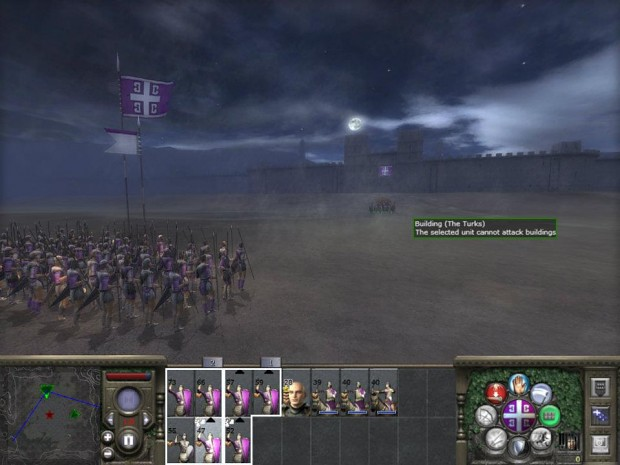 Falcom Total War 3 : The Total Conquest