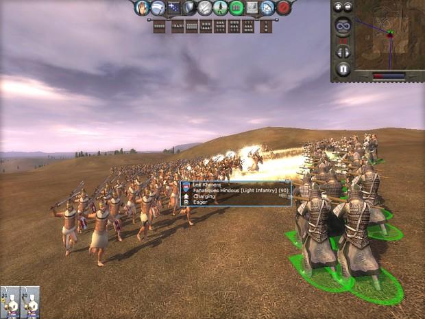 1.4 new units on Falcom Total War 3 !